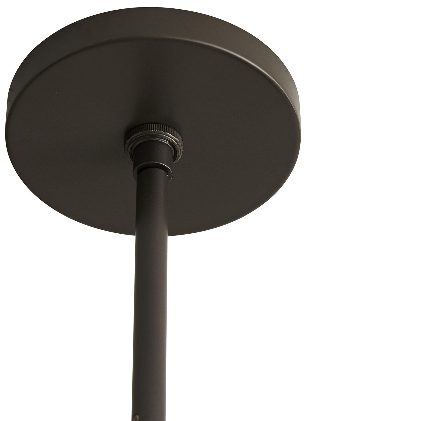 arteriors home zanadoo outdoor pendant aged iron ceiling mount