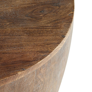 arteriors jacob side table top detail