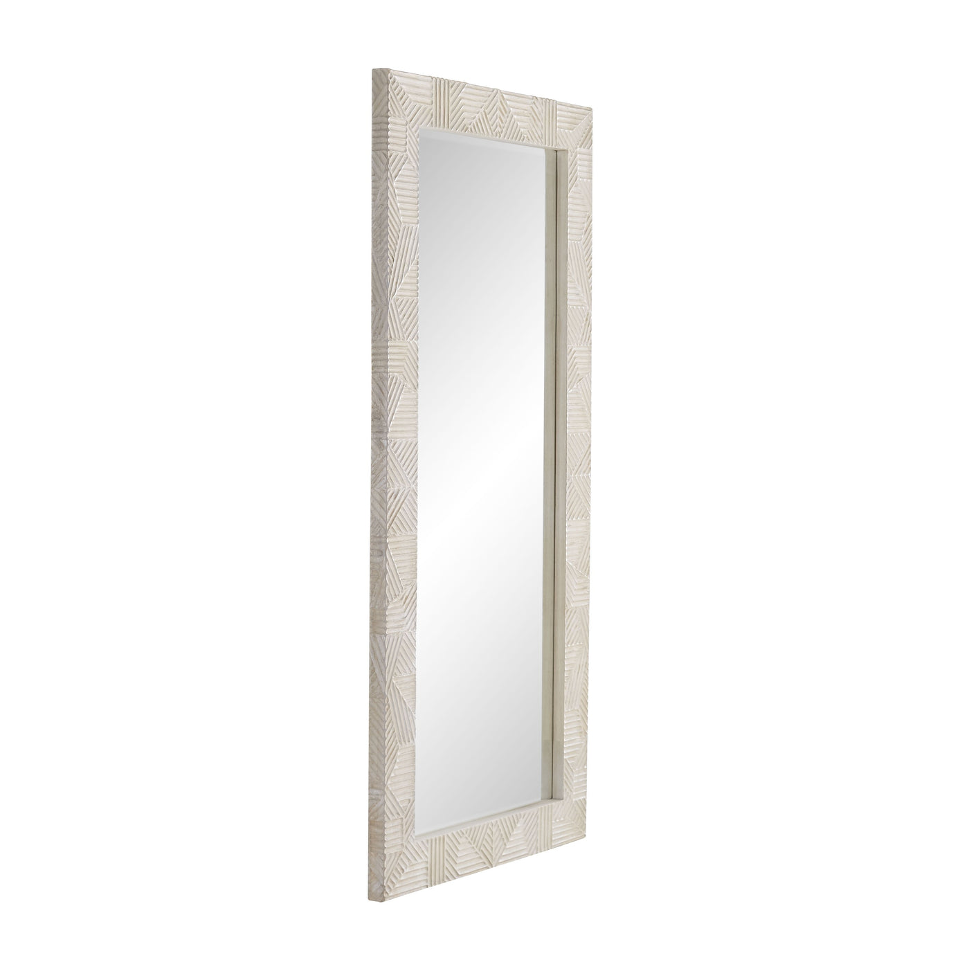 arteriors marsh floor mirror side