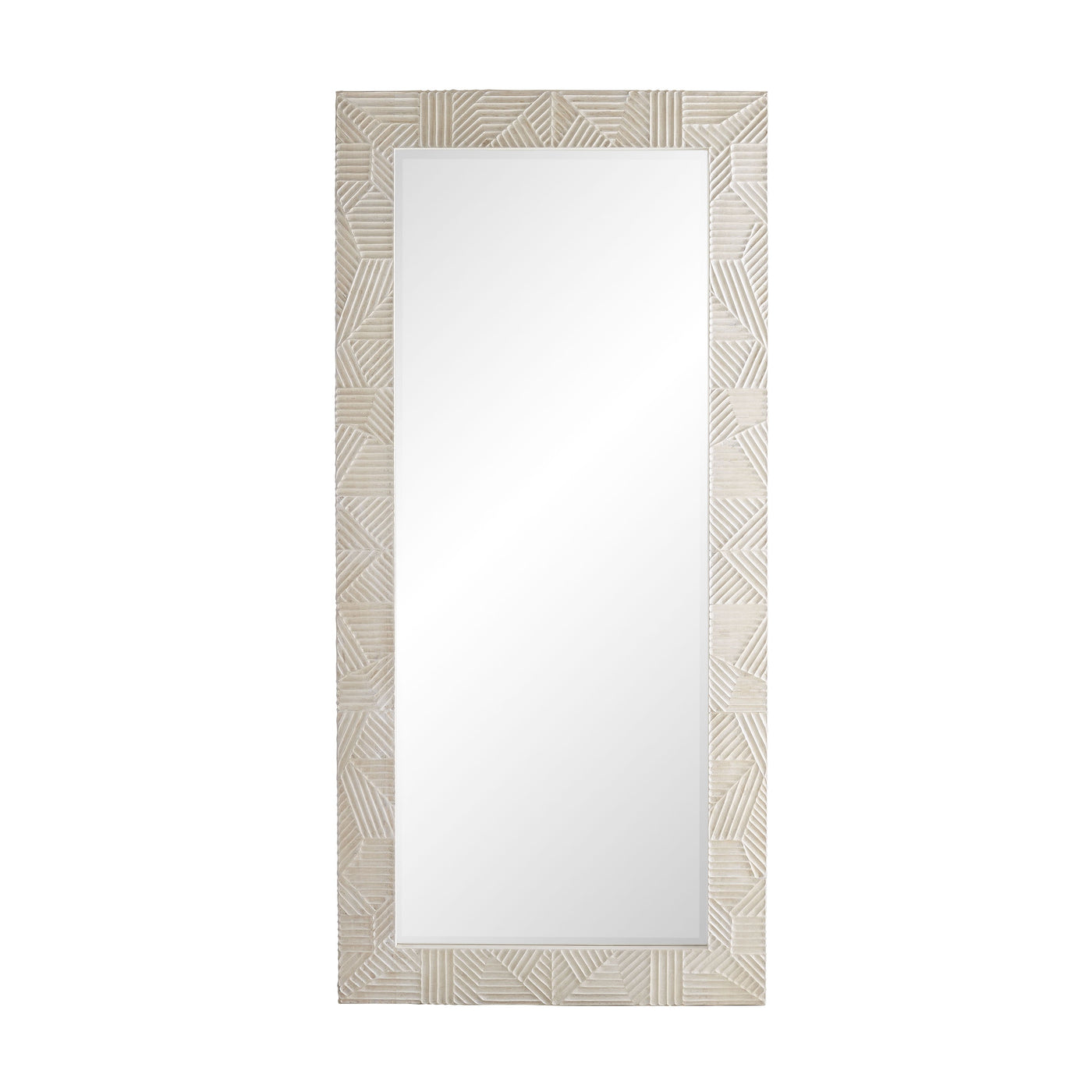 arteriors marsh floor mirror