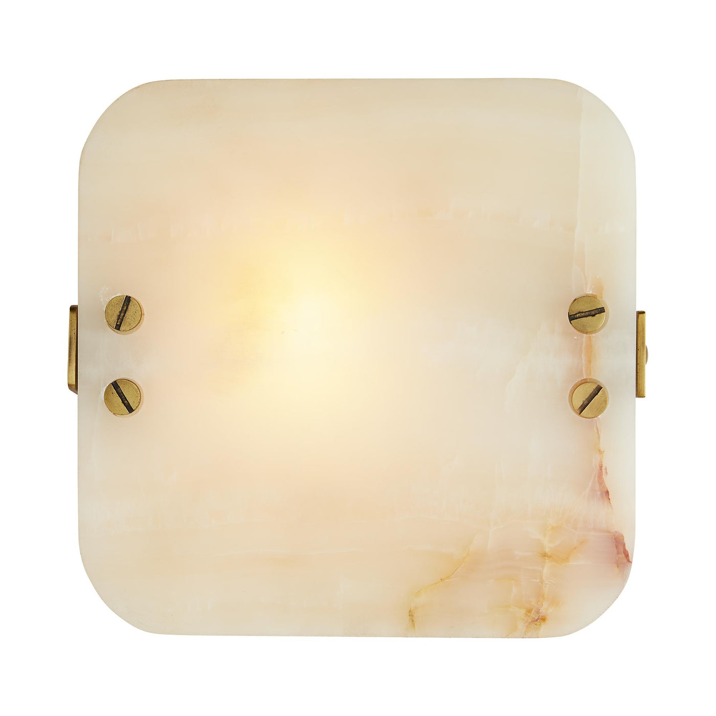 arteriors mercury sconce light on