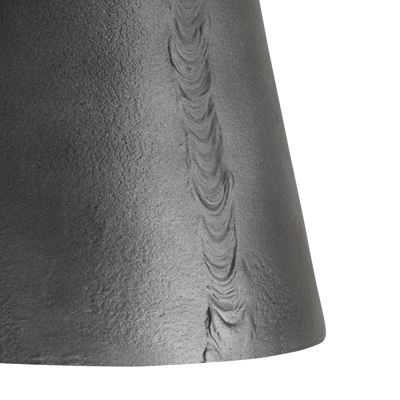 arteriors narsi table lamp base detail