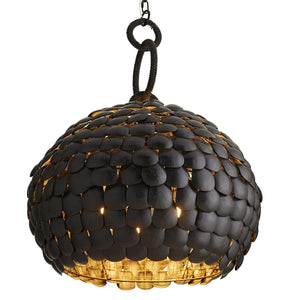 Arteriors home ramya pendant light on