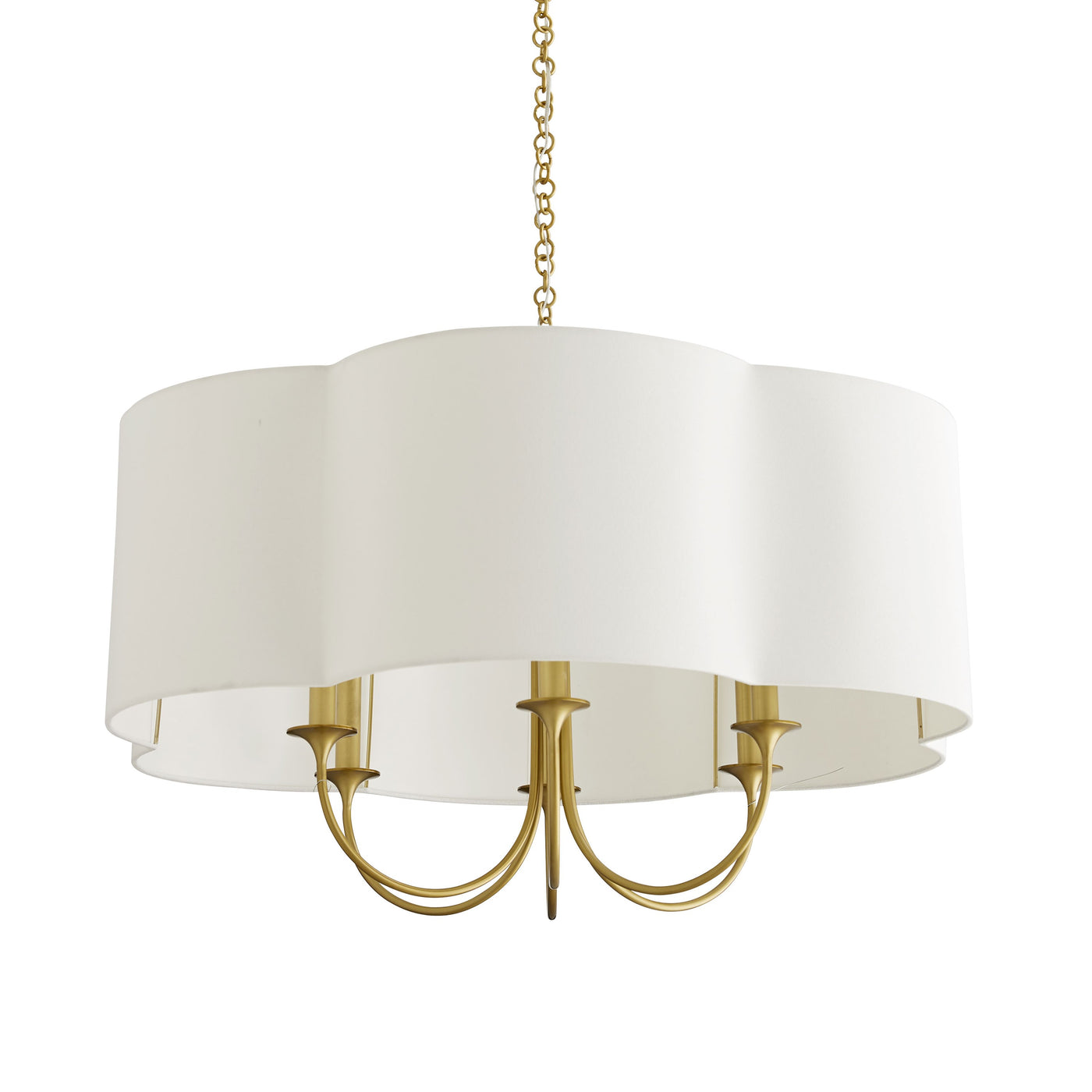 arteriors rittenhouse chandelier antique brass