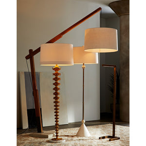 arteriors salford floor lamp showroom