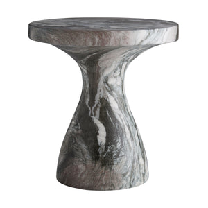 arteriors serafina large accent table verde