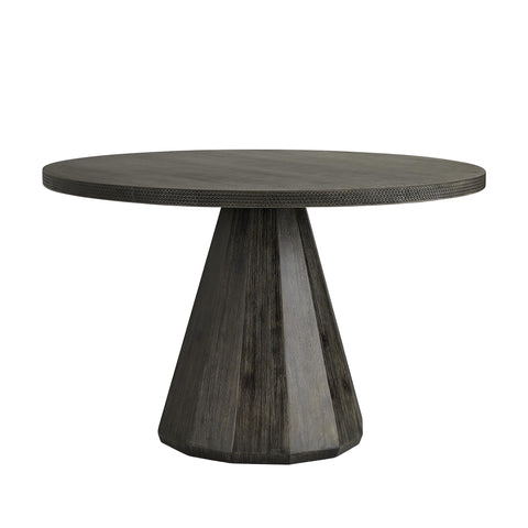 arteriors serene round dining table