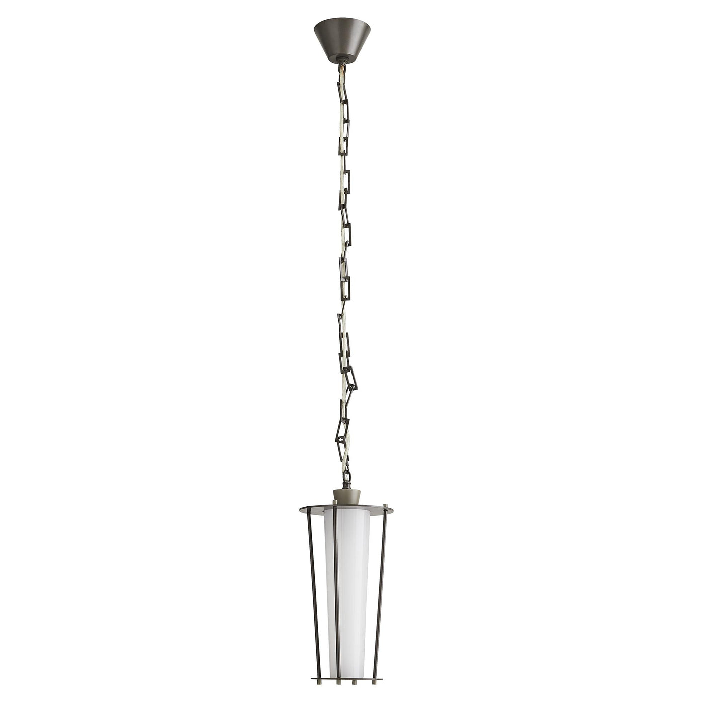 arteriors sorel pendant iron full view