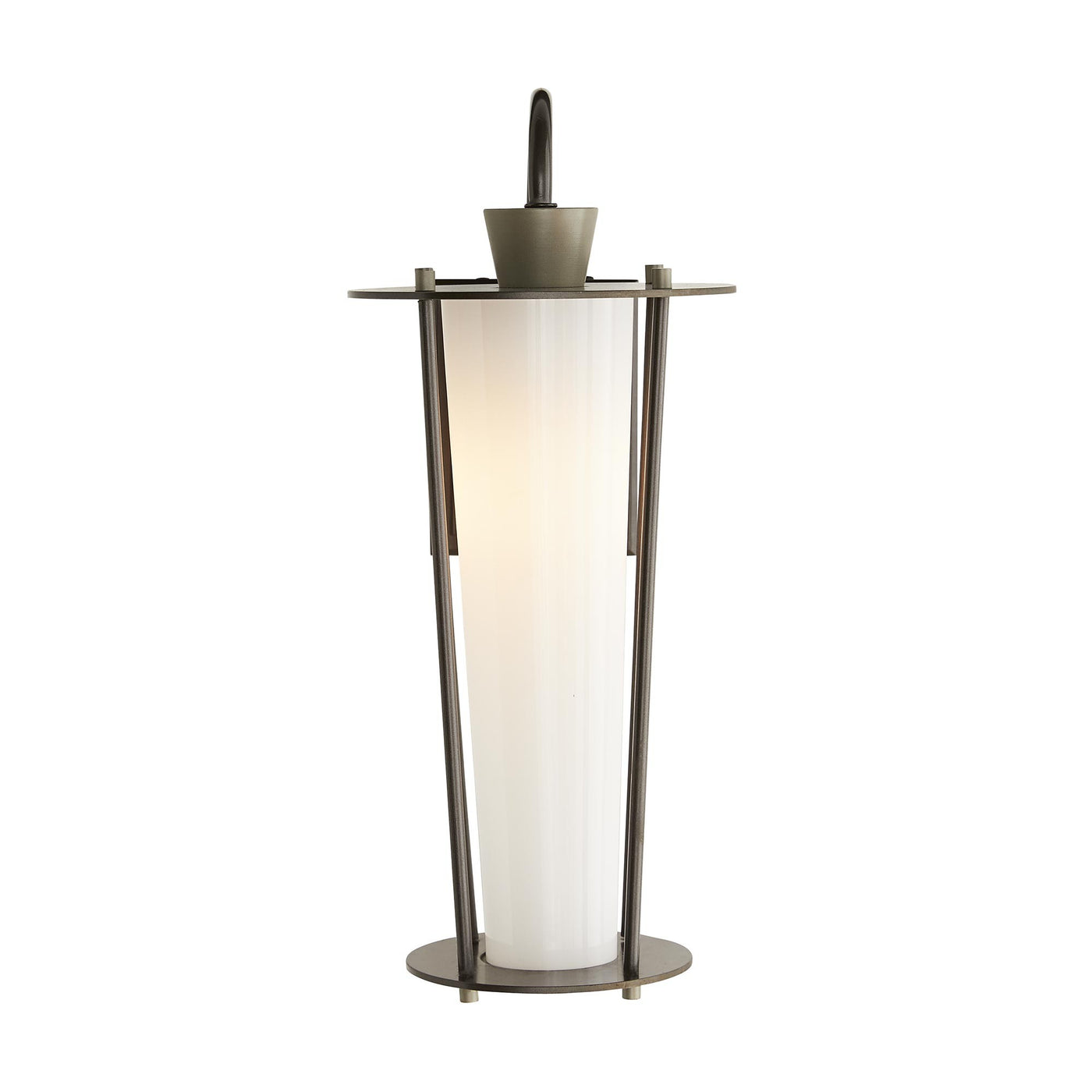 arteriors sorel pendant iron illuminated