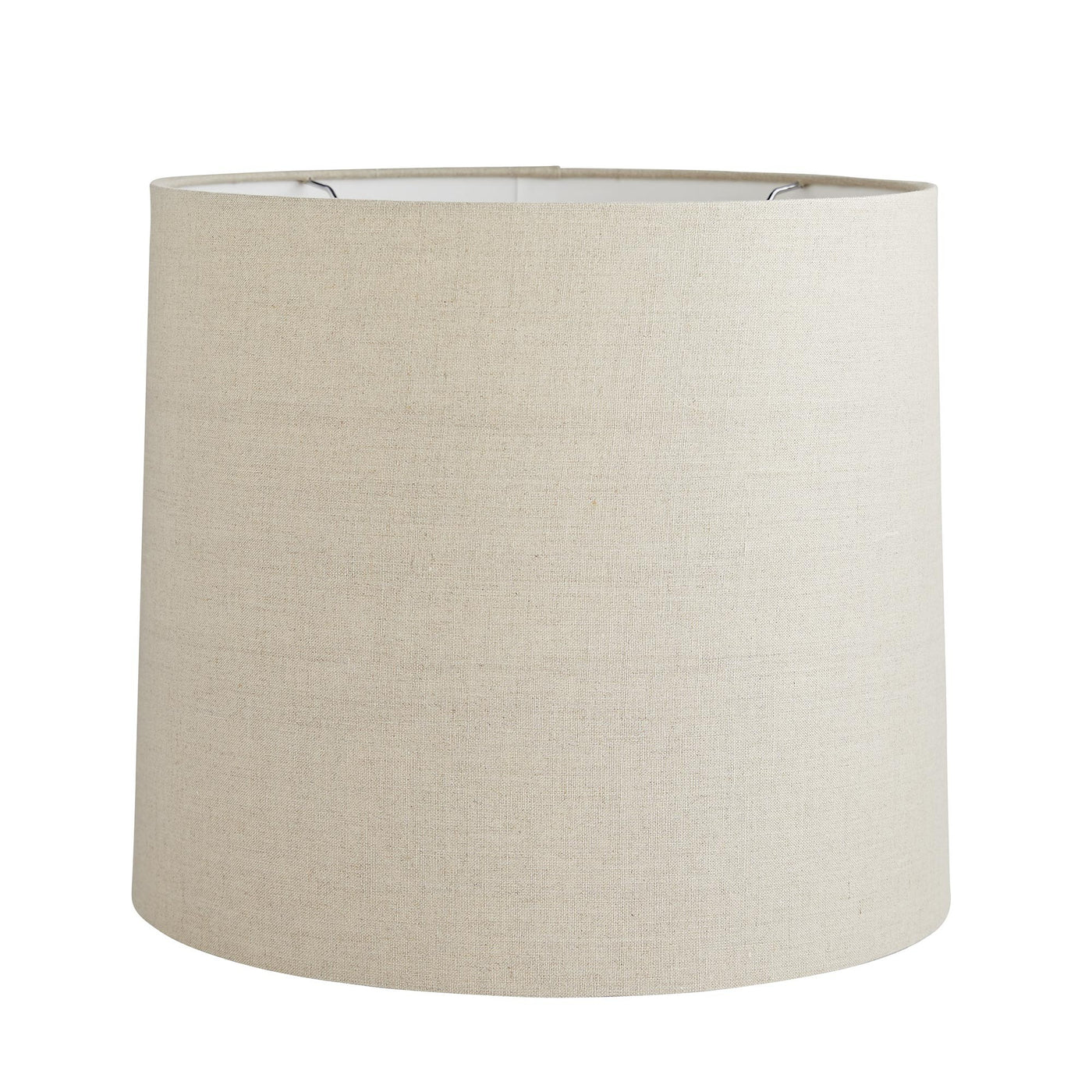 arteriors Spencer lamp linen shade