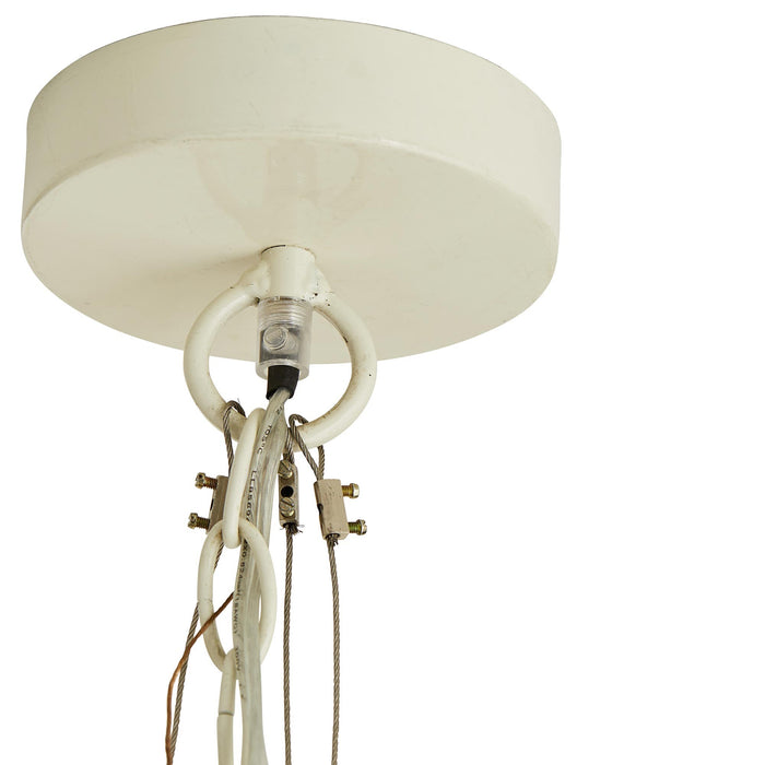 arteriors ceiling canopy cover light tilda