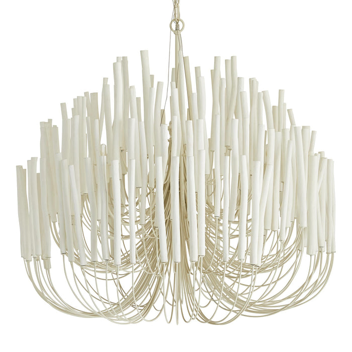 arteriors home tilda large chandelier