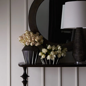 arteriors home villegas console entry way mirror