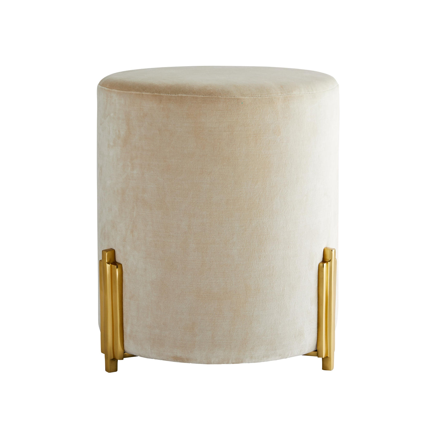 arteriors warby ottoman