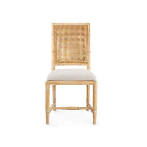 bungalow 5 aubrey side chair natural