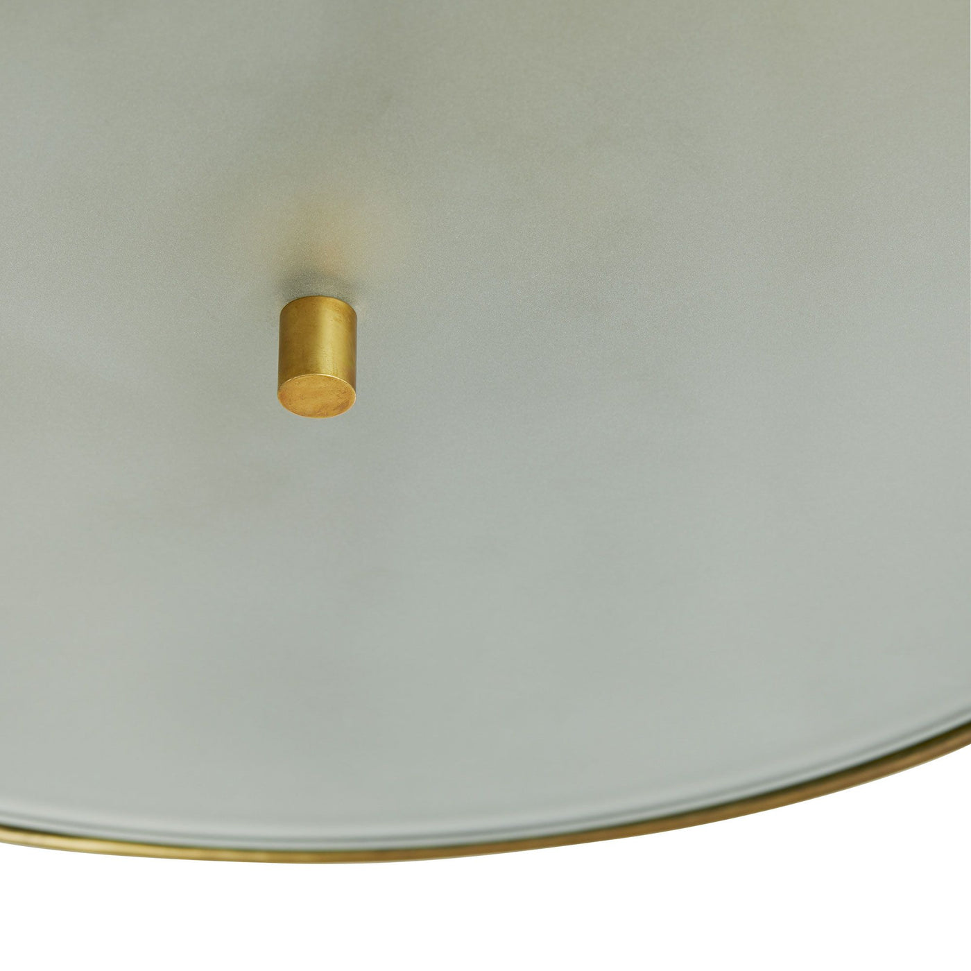 arteriors anna semi flush mount detail