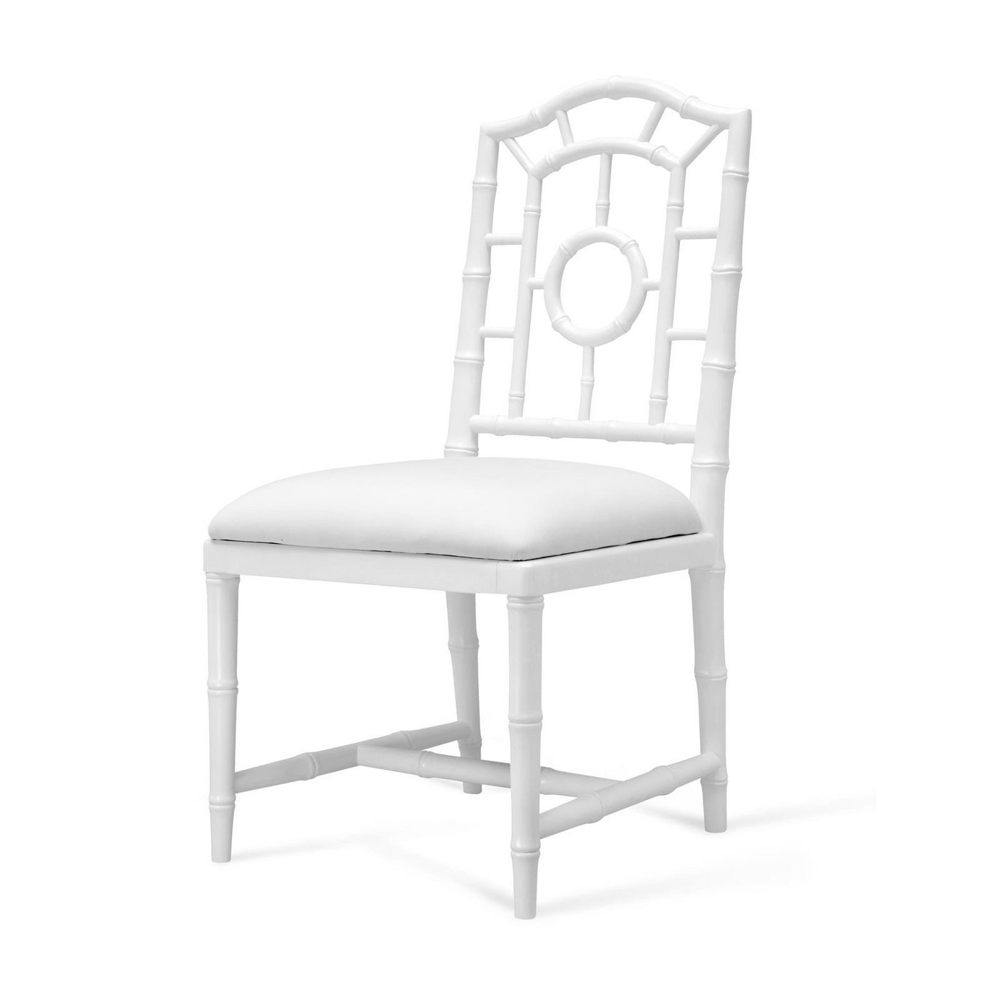 Bungalow 5 Chloe Side Chair White CHL-550-09