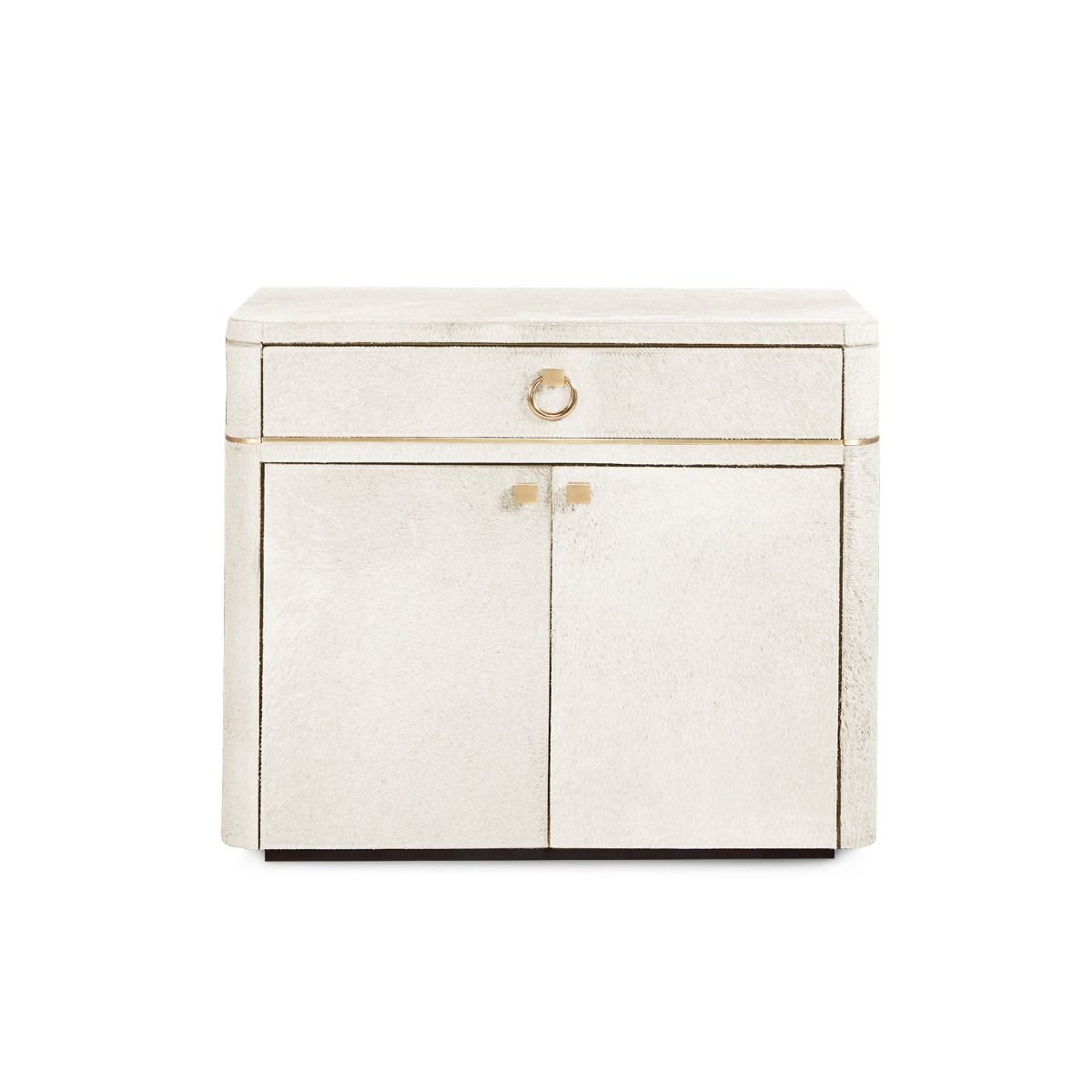 bungalow 5 andre cabinet white