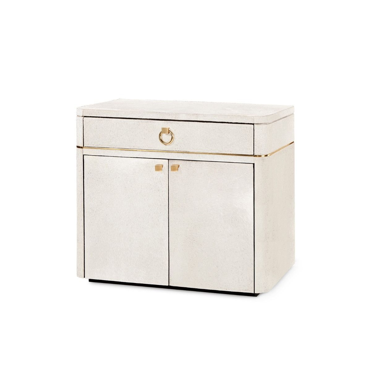 bungalow 5 andre cabinet white angle