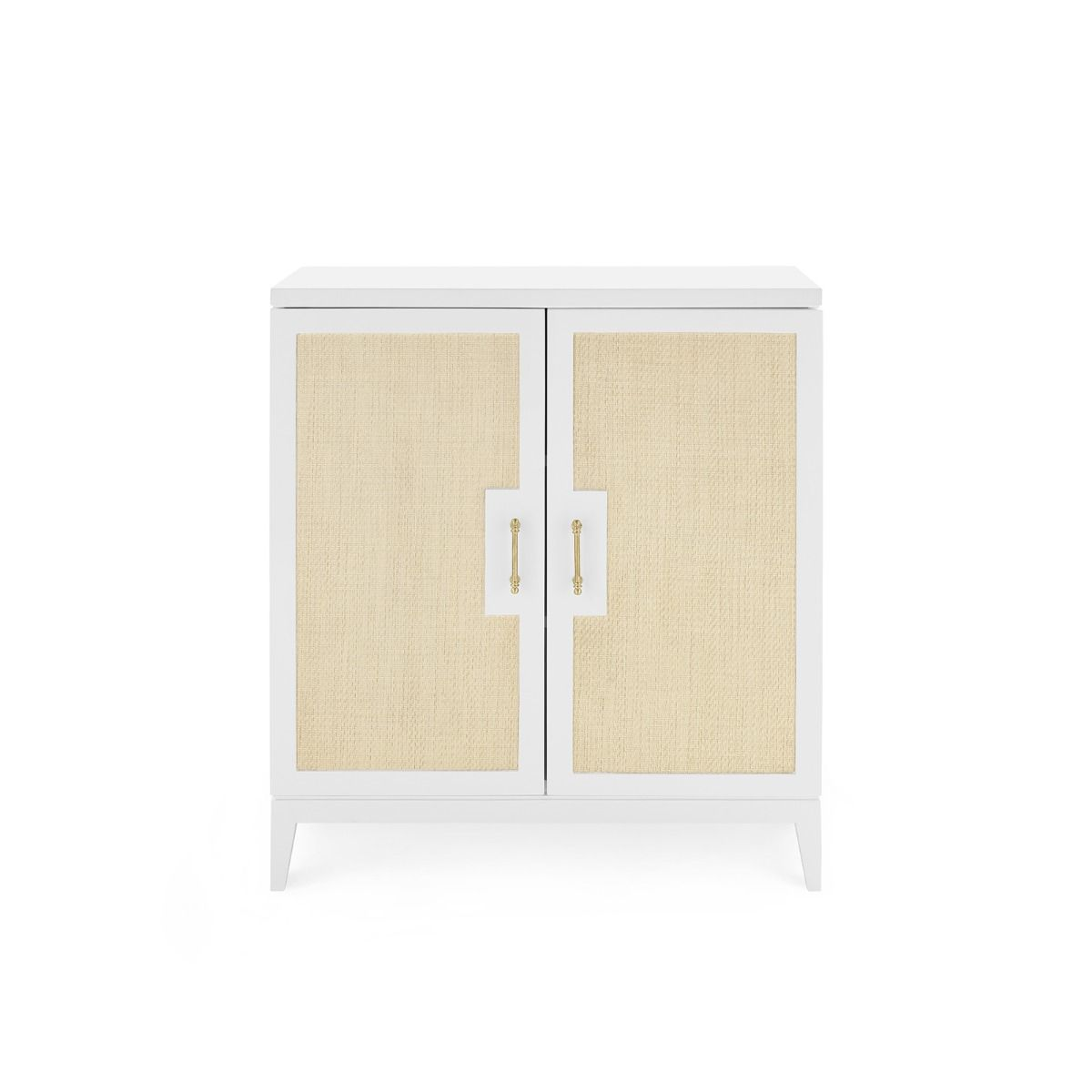 bungalow 5 astor cabinet white
