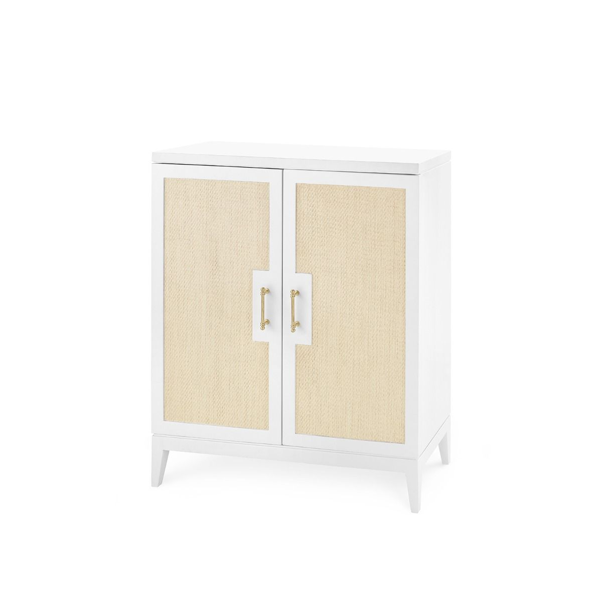 bungalow 5 astor cabinet white angle