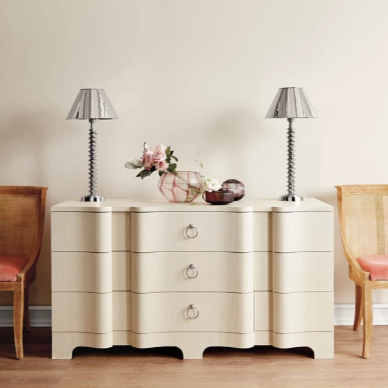 Bungalow 5 Bardot Extra Large 9-Drawer Dresser Natural