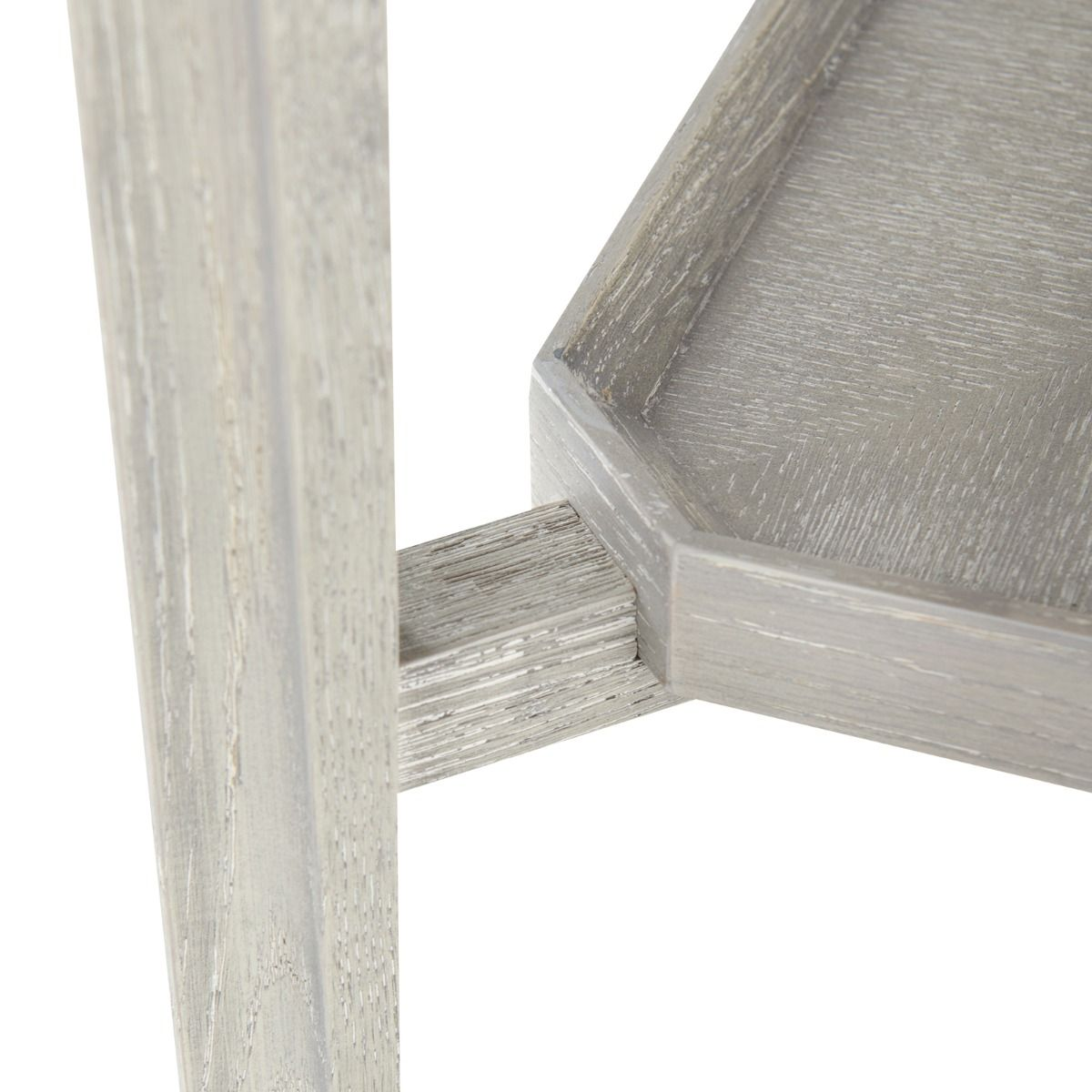 bungalow 5 bertram side table grey detail