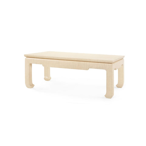 bungalow 5 bethany rectangle coffee table natural