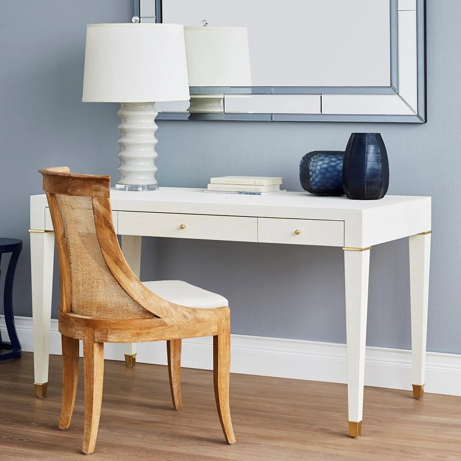 Bungalow 5 Claudette Desk White