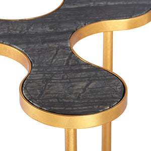 bungalow 5 side table black detail