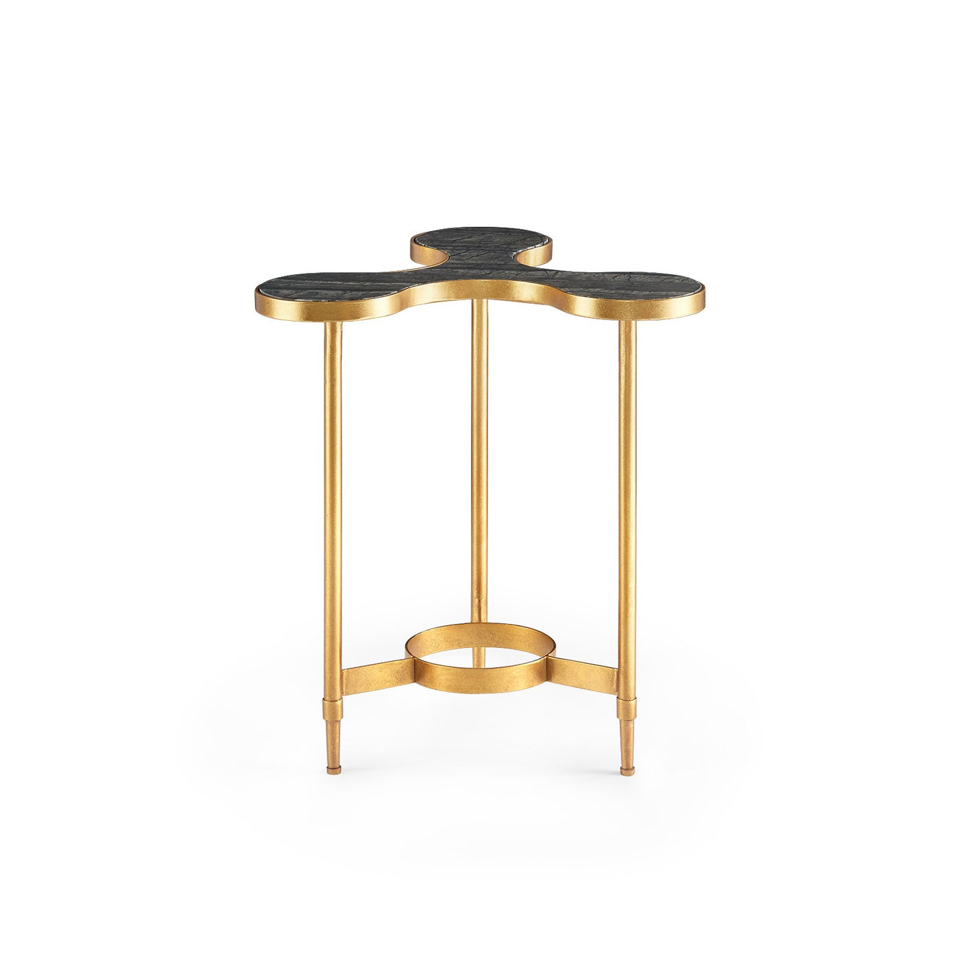 bungalow 5 clover side table black