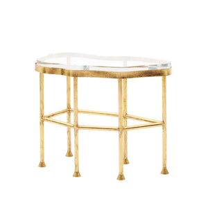 bungalow 5 cristal side table gold angle