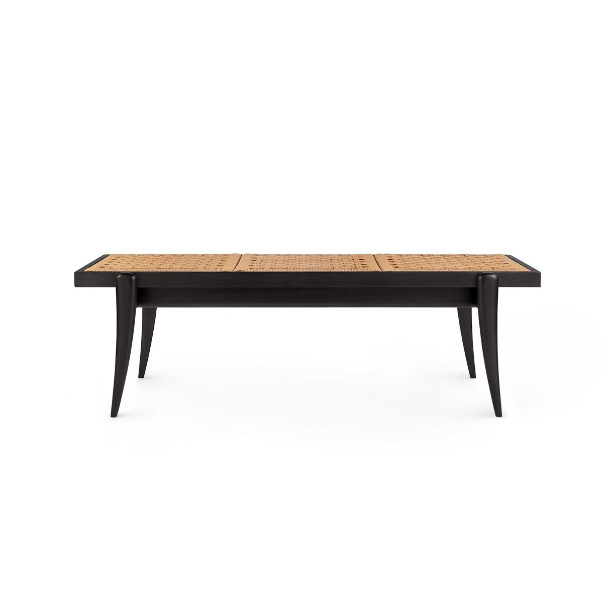 bungalow 5 dylan bench expresso front
