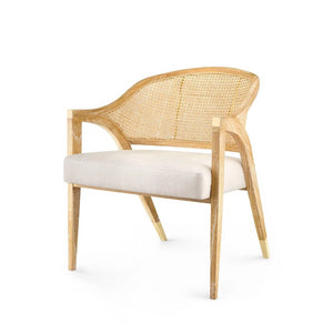 bungalow 5 edward chair  natural