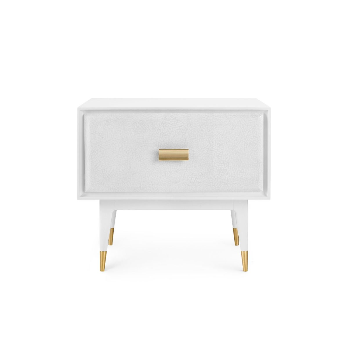 bungalow 5 elisa side table white front