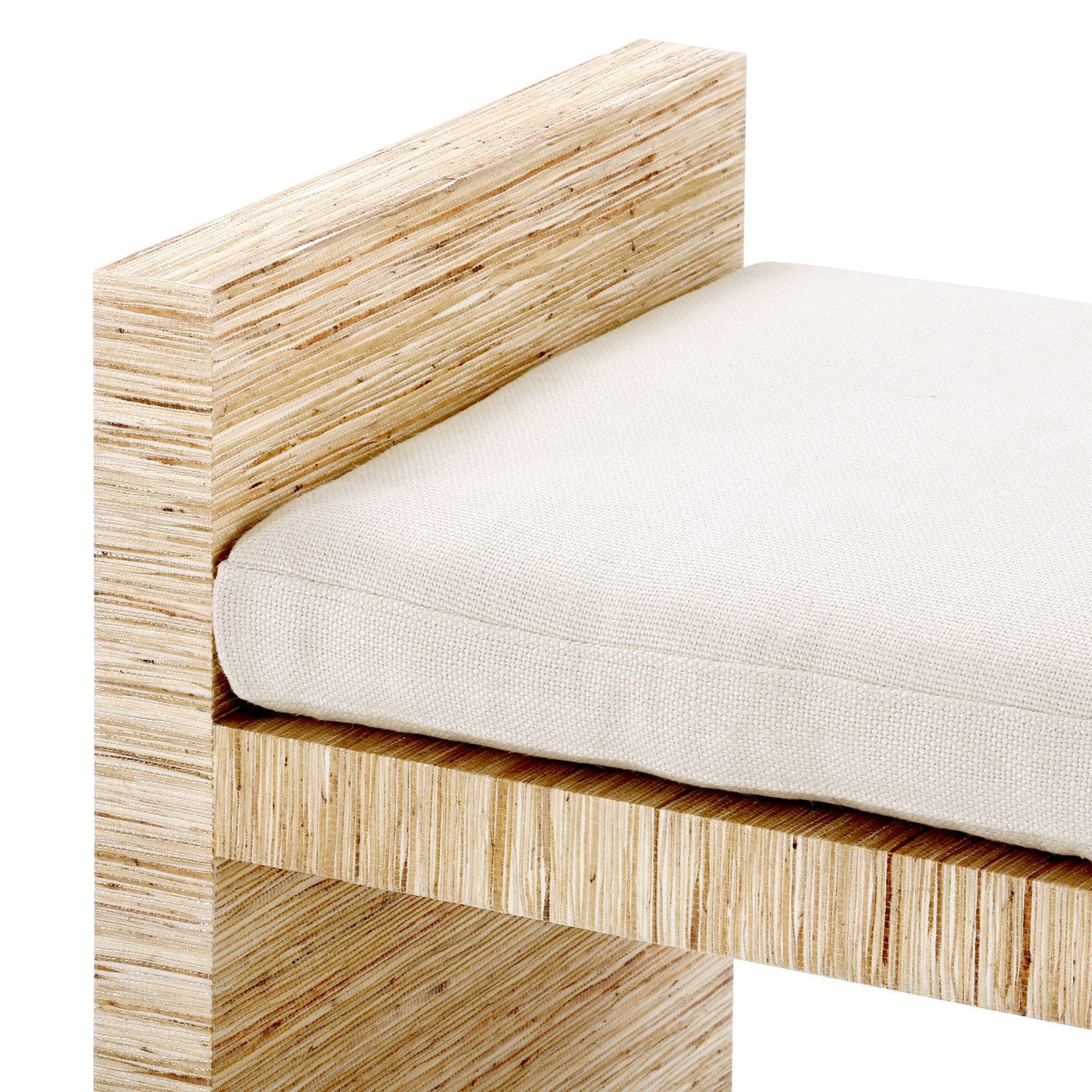 bungalow five h-bench natural seat
