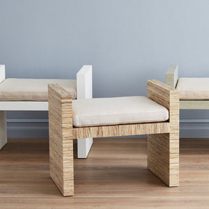bungalow five h-bench natural styled