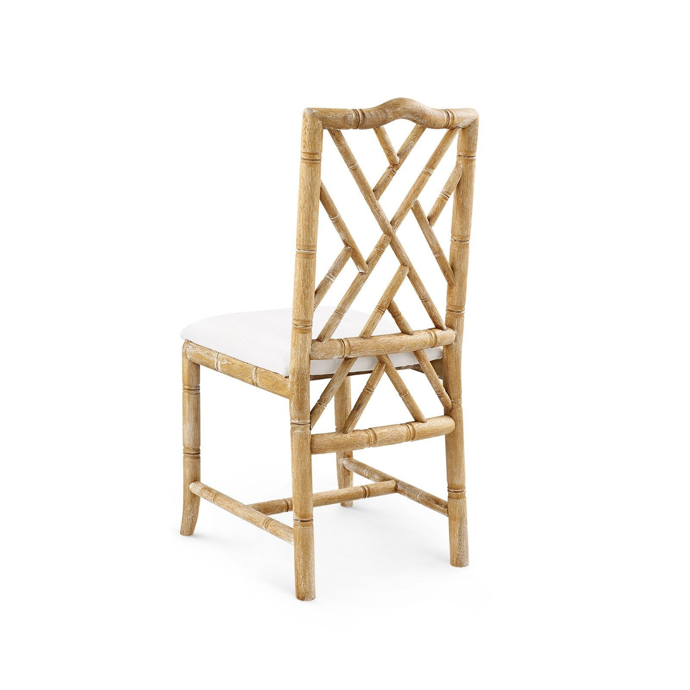 bungalow 5 hampton side chair natural back