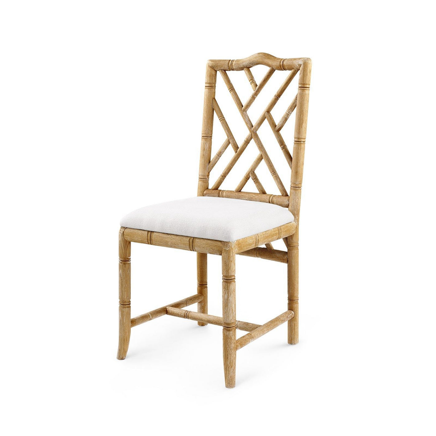 bungalow 5 hampton side chair natural