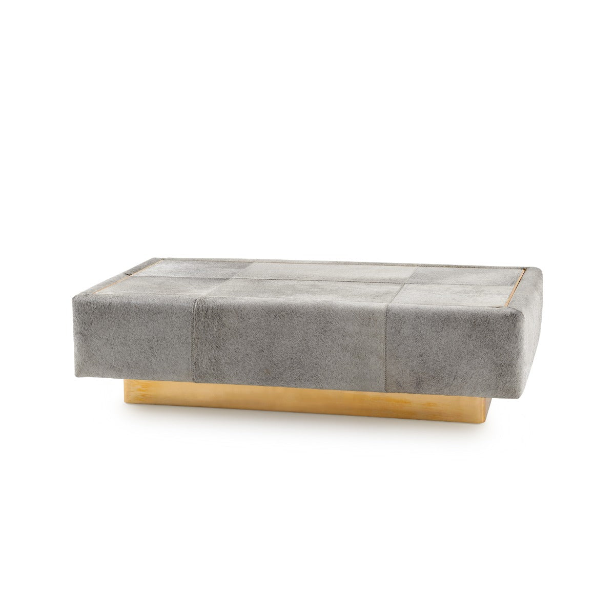Harve Rectangle Coffee Table Gray