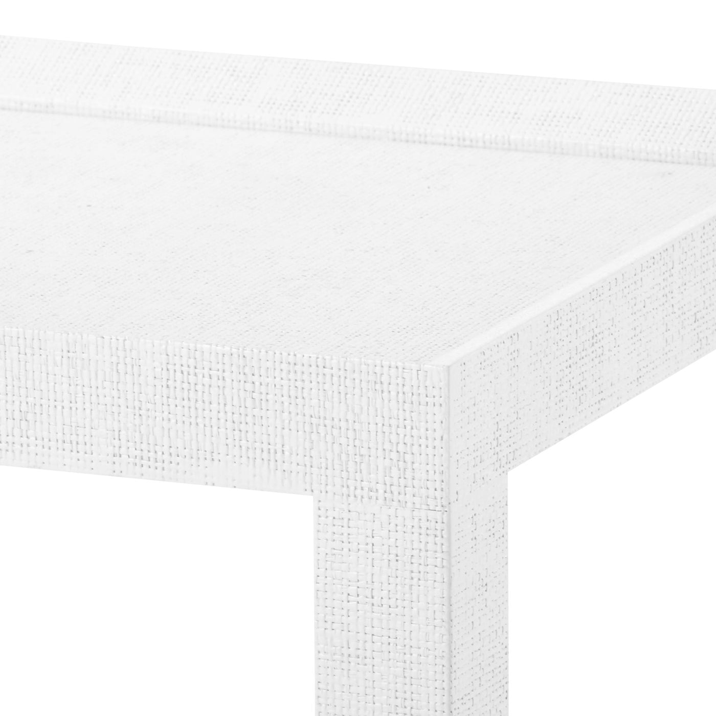 bungalow 5 isadora side table white corner