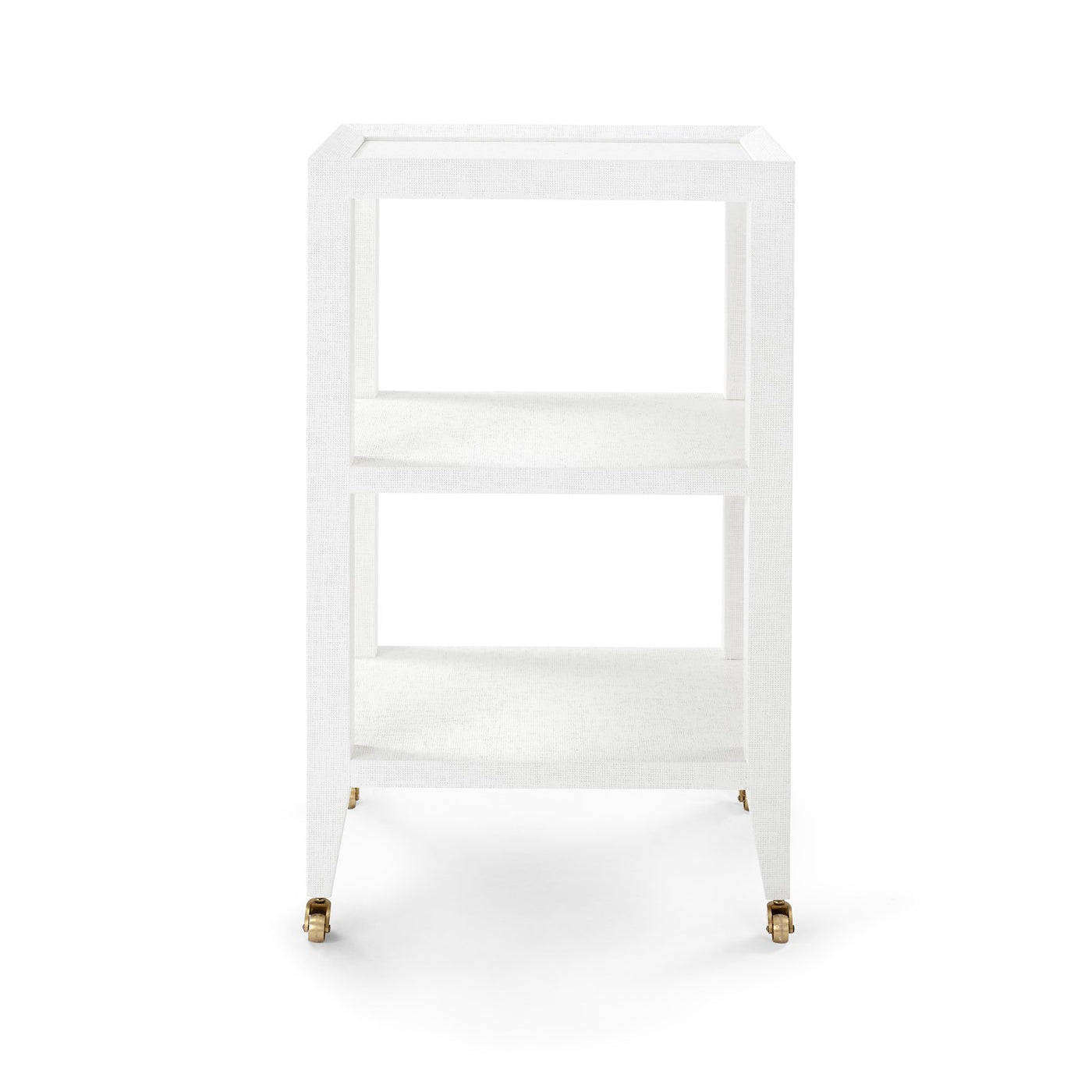bungalow 5 isadora side table white