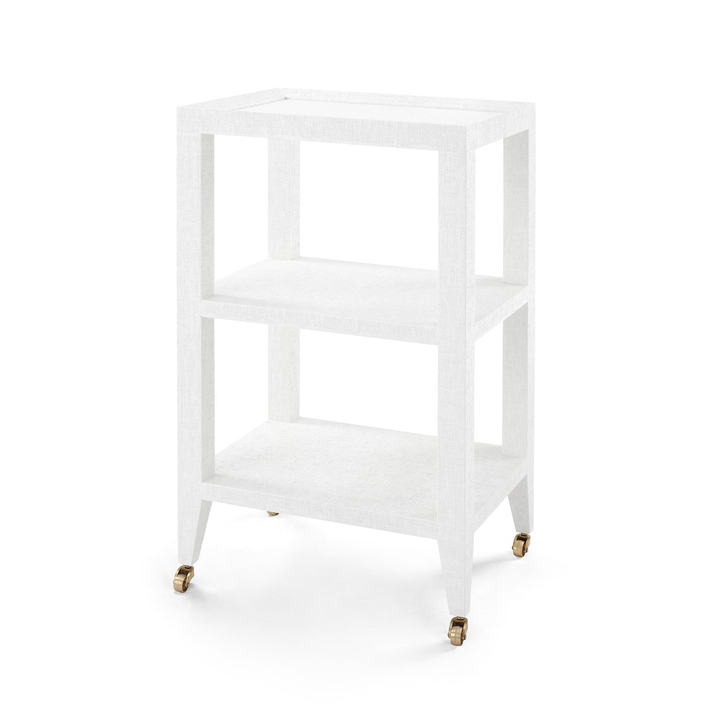 bungalow 5 isadora side table white angle
