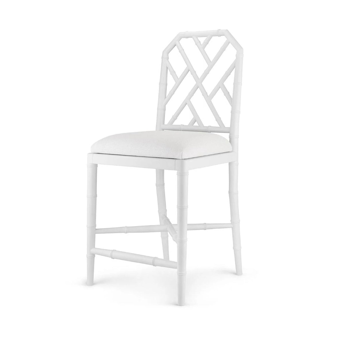bungalow 5 jardin counter stool white