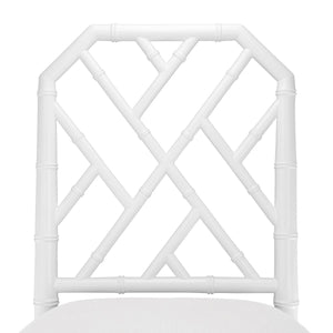 bungalow 5 jardin counter stool white back