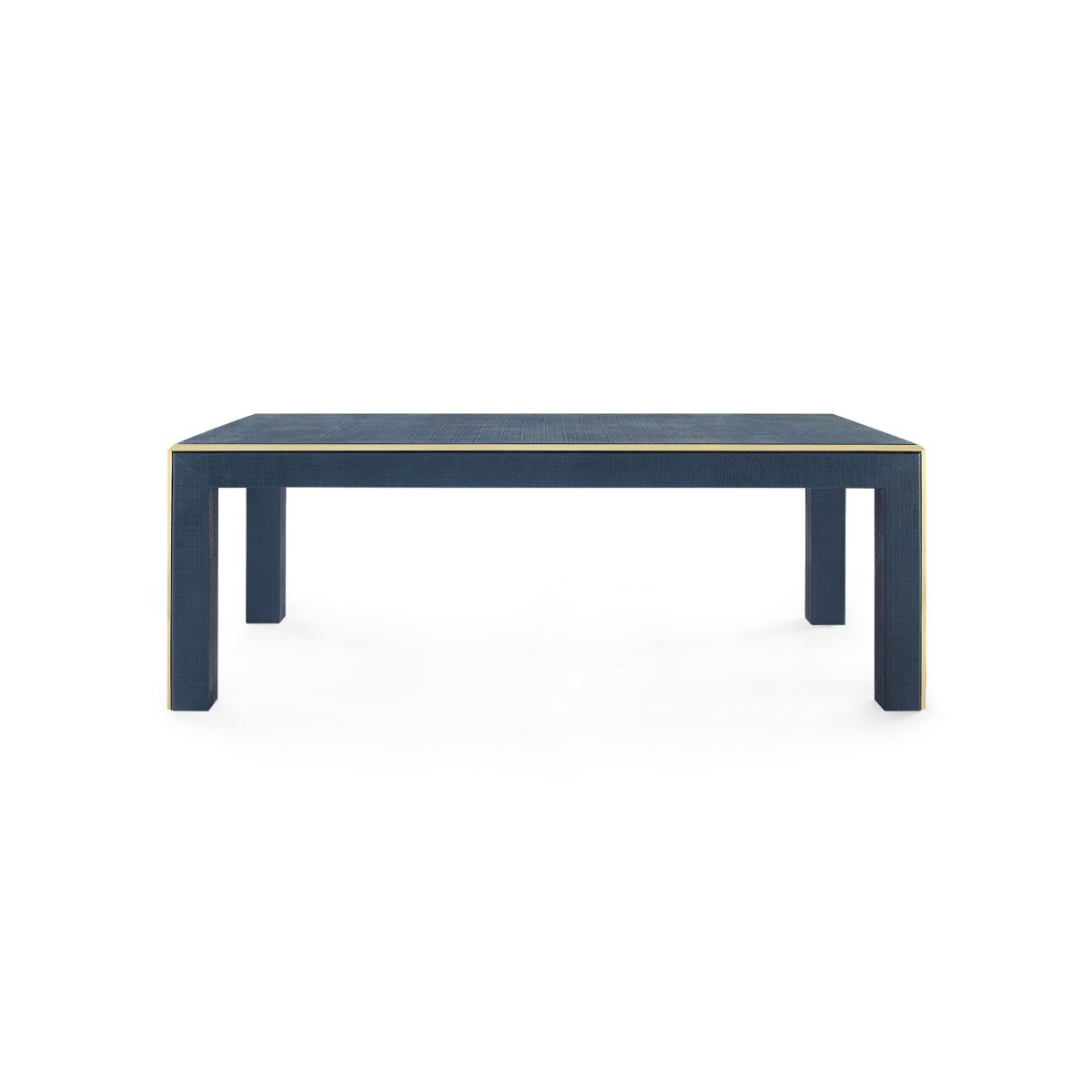 bungalow 5 lauren coffee table navy