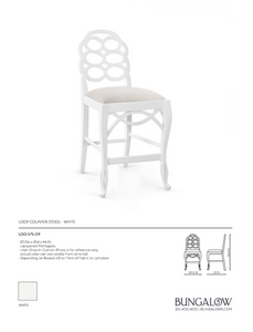 byngalow 5 liip counter stool tearsheet