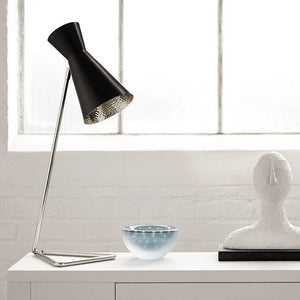 bungalow 5 lynx table lamp styled