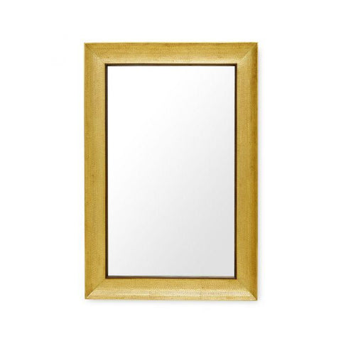 bungalow 5 melinda mirror antique brass