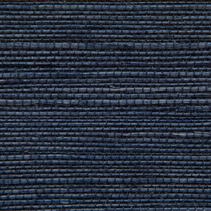 bungalow 5 ming navy blue grasscloth